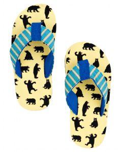 Hatley Beach - Flip Flop - Blue Bears