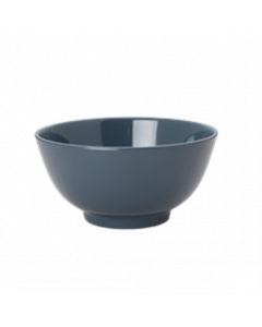 Rice Melamine Medium Bowl | Dark Green