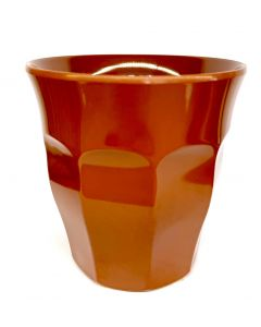 Rice Melamine Cup | Apricot