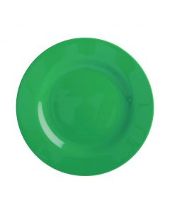Rice Kids Melamine Side Plate | FOREST GREEN