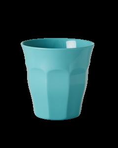 Rice Melamine Cup | Aqua