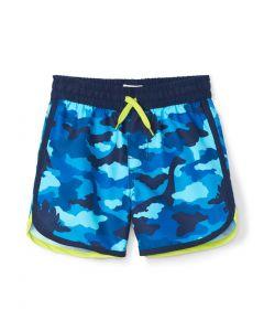 Hatley Swimwear | Dino Camo Swim Shorts