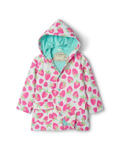 Girls Hatley Raincoat | Delicious Berries