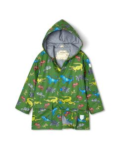 Hatley Raincoat | Aquatic Reptiles