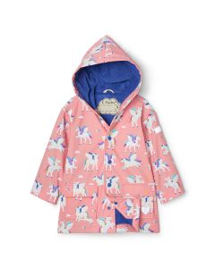 Hatley Raincoat | Magical Pegasus | Colour Changing
