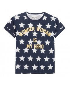 Little Eleven Paris - WONDER WOMAN - Short Sleeve Tee