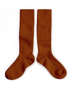 Collegien Socks | Knee High Socks | Gingerbread