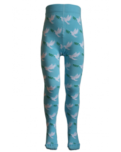 Slugs & Snails - PEACE - Organic Childrens Tights