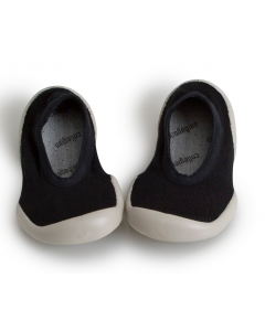 Collegien Slippers | Ballerina Noir