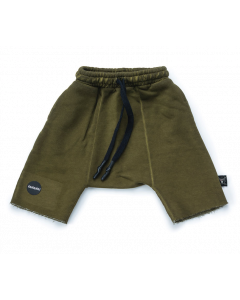 nununu - HAREM SHORTS - Rusty Green