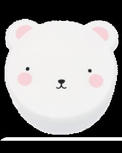 Little Lovely Company | Snack Box | Pink Bear