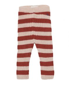 Bobo Choses | Striped Knitted Leggings