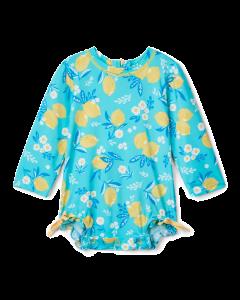 Hatley Swimwear | Infant Rashguard | Lemons