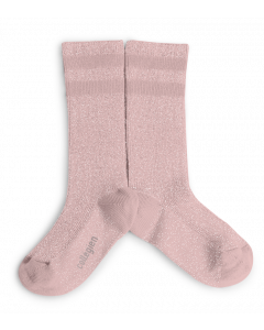 Collegien Socks | Premium Knee High Socks | Rose Quartz
