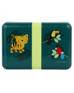 A Little Lovely Company | Jungle Tiger Lunch Box