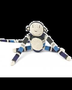 Anne-Claire Petit | Crochet Organic Cotton Monkey | SKIN&BLiSS