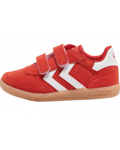 Hummel Trainers | Victory Suede | Poinsettia