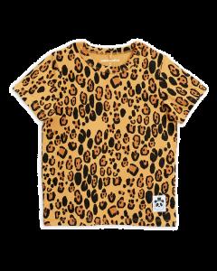 Mini Rodini | Leopard Tee Shirt