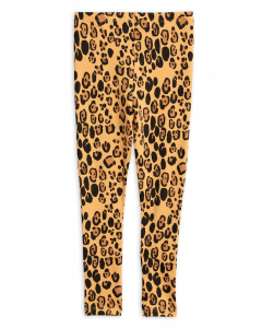 Mini Rodini | Leopard Leggings