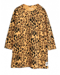 Mini Rodini | Leopard Dress
