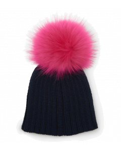 Hatley | Pink POM POM Winter Hat