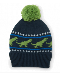 Hatley  | Dino Winter Bobble Hat