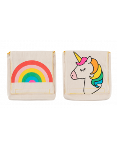 FLUF | Snack Packs | Unicorns & Rainbow