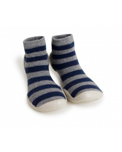 Collegien Slippers for Dad | Mountain Stripes