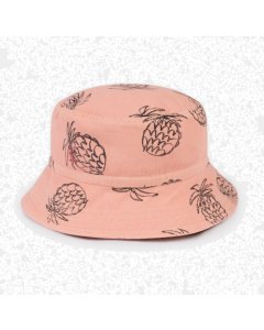 Bobo Choses | Infant Over All Over Pineapple Bucket Hat