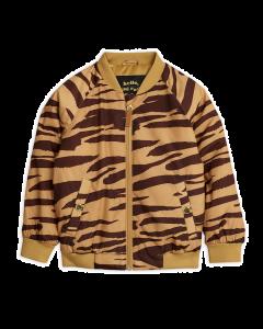 Mini Rodini Baseball Jacket   Tiger