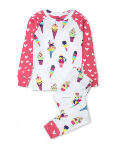 Hatley Pyjamas | Ice Cream Cones | 100% Organic Cotton