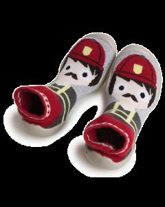 Collegien Slipper Socks | Sam | Super Flexible Soles & Non-Slip | SKiN&BLiSS