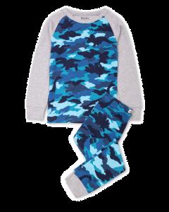 Hatley Pyjamas | Dino Camo | 100% Organic Cotton