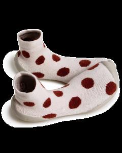 Collegien Slippers | Chocolate Macaroons