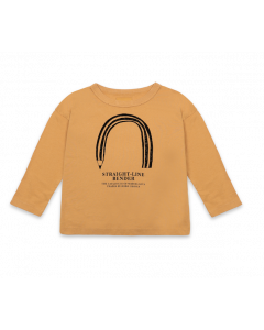 Bobo Choses Long Sleeve Tee | Straight Line Bender