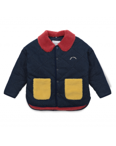 Bobo Choses | Multicoloured Quilted Jacket