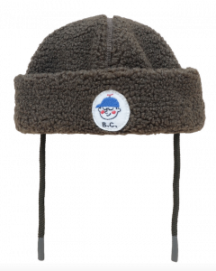 Bobo Choses | Sheepskin Hat | Boy Patch | SKiN&BLiSS