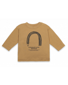 Bobo Choses | Straight Line Bender | Long Sleeve Tee