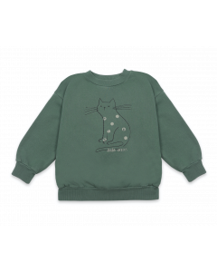 Bobo Choses | Cat Sweatshirt