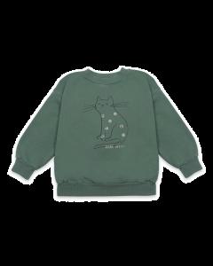 Bobo Choses | Cat Sweatshirt