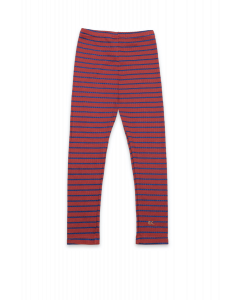 Bobo Choses | Striped Organic Leggings