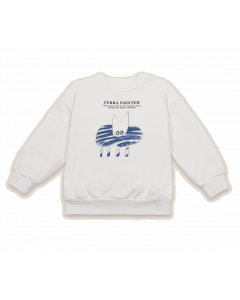 Bobo Choses | Zebra Organic Sweatshirt