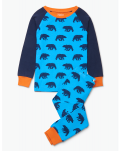 Hatley Pyjamas | Blue Bears | Organic Cotton