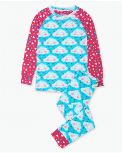 Hatley Pyjamas | Cheerful Clouds | Organic Cotton