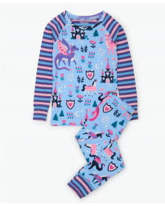Hatley Pyjamas | Enchanted Forest | Organic Cotton