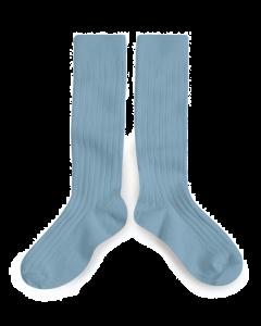 Collegien Socks | Knee High Socks | Zinc