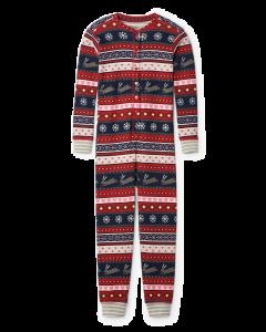 Hatley Pyjamas | Fair Isle Bunnies | Onesie