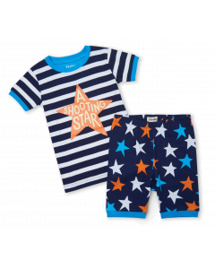 Hatley Pyjamas | Stars & Stripes | Short PJ Set