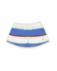 Bobo Choses | Stripes Jersey Shorts | 100% Organic Cotton