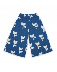Bobo Choses | Poppy All Over Culotte Trousers | Organic Cotton